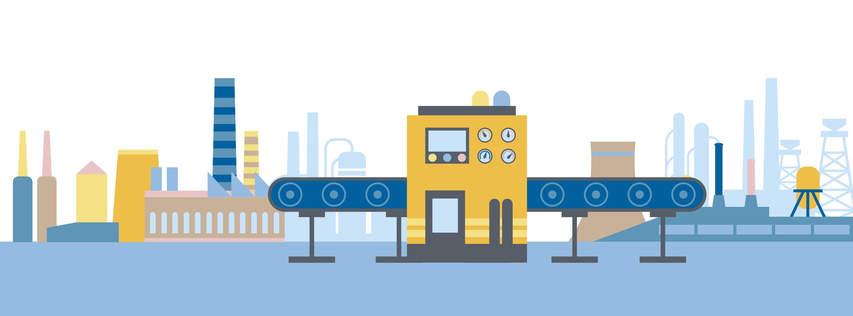 Росстат представил данные о промышленном производстве в марте 2021 года
